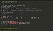 Windows系统下安装dig命令
