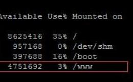 CentOS如何挂载磁盘,适合云服务器