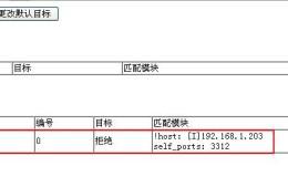 指定ip或域名访问3312管理